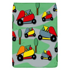 Toy Car Pattern Flap Covers (s)  by Valentinaart