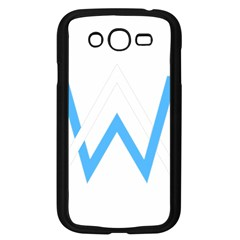Alan Walker  Logo Samsung Galaxy Grand Duos I9082 Case (black)