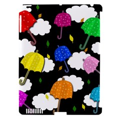 Umbrellas 2 Apple Ipad 3/4 Hardshell Case (compatible With Smart Cover) by Valentinaart