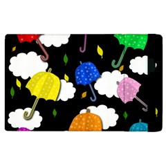 Umbrellas 2 Apple Ipad 3/4 Flip Case by Valentinaart