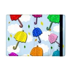 Umbrellas  Ipad Mini 2 Flip Cases by Valentinaart