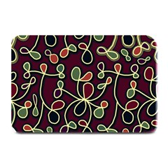 Elegant Decorative Pattern Plate Mats by Valentinaart