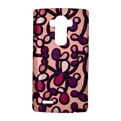 Pink And Purple Pattern Lg G4 Hardshell Case by Valentinaart