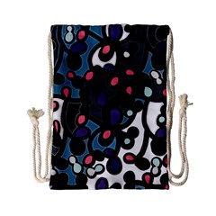 Elegant Pattern Drawstring Bag (small)
