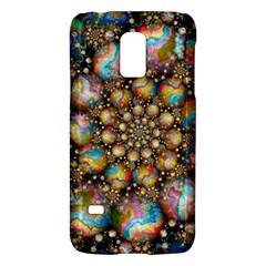 Marbled Spheres Spiral Galaxy S5 Mini