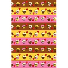 Cupcakes Pattern 5 5  X 8 5  Notebooks by Valentinaart