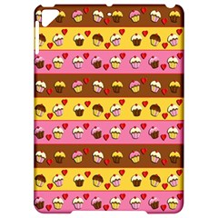 Cupcakes Pattern Apple Ipad Pro 9 7   Hardshell Case