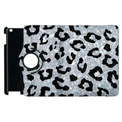 Skin5 Black Marble & Gray Marble Apple Ipad 2 Flip 360 Case by trendistuff