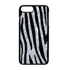 SKN4 BK-GY MARBLE Apple iPhone 7 Plus Seamless Case (Black)