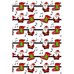 Xmas Song Pattern 5 5  X 8 5  Notebooks by Valentinaart