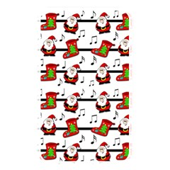 Xmas Song Pattern Memory Card Reader by Valentinaart