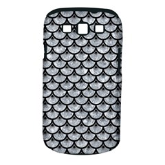 Scales3 Black Marble & Gray Marble (r) Samsung Galaxy S Iii Classic Hardshell Case (pc+silicone) by trendistuff