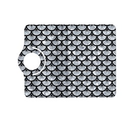 Scales3 Black Marble & Gray Marble (r) Kindle Fire Hd (2013) Flip 360 Case by trendistuff