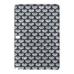 Scales3 Black Marble & Gray Marble (r) Samsung Galaxy Tab Pro 12 2 Hardshell Case by trendistuff