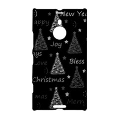 New Year Pattern   Gray Nokia Lumia 1520 by Valentinaart