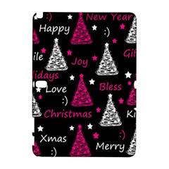 New Year Pattern   Magenta Galaxy Note 1 by Valentinaart