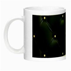 Black Skin Night Luminous Mugs