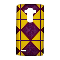 Complexion Purple Yellow Lg G4 Hardshell Case by AnjaniArt