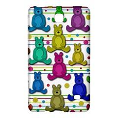 Teddy Bear Samsung Galaxy Tab 4 (8 ) Hardshell Case  by Valentinaart