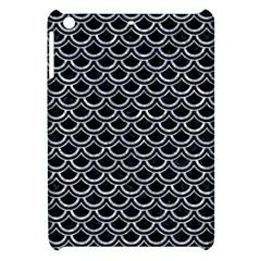 Scales2 Black Marble & Gray Marble Apple Ipad Mini Hardshell Case by trendistuff