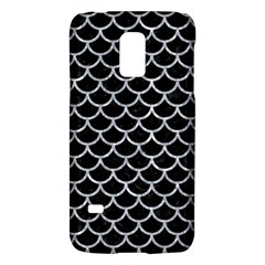 Scales1 Black Marble & Gray Marble Samsung Galaxy S5 Mini Hardshell Case  by trendistuff