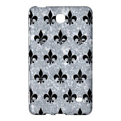 Royal1 Black Marble & Gray Marble Samsung Galaxy Tab 4 (7 ) Hardshell Case  by trendistuff
