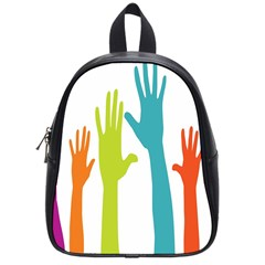 Hand Coloor School Bags (small)  by AnjaniArt
