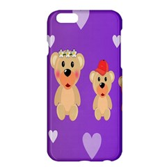 Happy Bears Cute Apple Iphone 6 Plus/6s Plus Hardshell Case