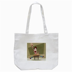 Hig School Tote Bag (white)