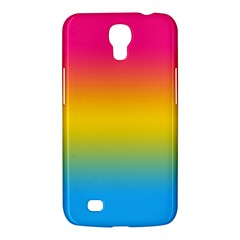 Pink Orange Green Blue Samsung Galaxy Mega 6 3  I9200 Hardshell Case by AnjaniArt