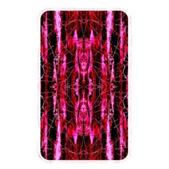 Pink Burgundy Traditional Pattern Memory Card Reader by Costasonlineshop