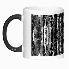 Black White Taditional Pattern  Morph Mugs by Costasonlineshop