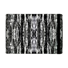 Black White Taditional Pattern  Ipad Mini 2 Flip Cases by Costasonlineshop
