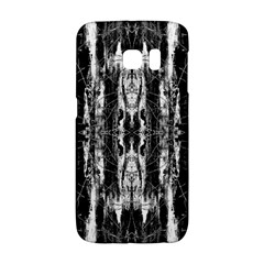 Black White Taditional Pattern  Galaxy S6 Edge by Costasonlineshop