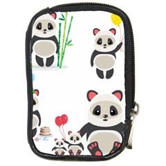 Panda Cute Animals Compact Camera Cases