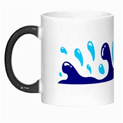 Water Morph Mugs by AnjaniArt