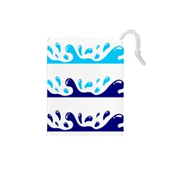 Water Drawstring Pouches (small)