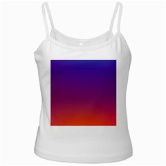 Purple Orange Blue Ladies Camisoles by AnjaniArt