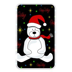 Polar Bear   Xmas Design Memory Card Reader by Valentinaart