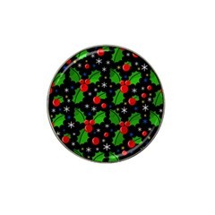 Xmas Magical Pattern Hat Clip Ball Marker (4 Pack) by Valentinaart