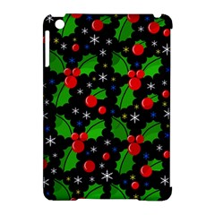 Xmas Magical Pattern Apple Ipad Mini Hardshell Case (compatible With Smart Cover) by Valentinaart