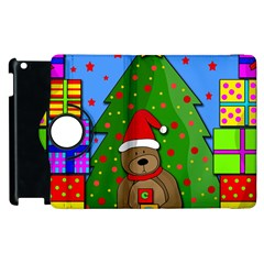 Xmas Gifts Apple Ipad 3/4 Flip 360 Case by Valentinaart