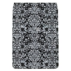 Damask2 Black Marble & Gray Marble Removable Flap Cover (s) by trendistuff