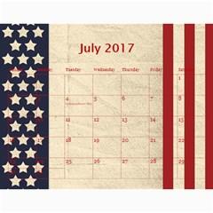 Jacki 2016 By Cheryl    Wall Calendar 11  X 8 5  (12 Months)   L412z2364iaq   Www Artscow Com Jul 2017