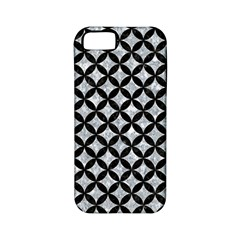 Circles3 Black Marble & Gray Marble (r) Apple Iphone 5 Classic Hardshell Case (pc+silicone) by trendistuff