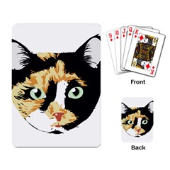 Catry Snugg Playing Card
