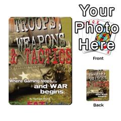 Tw By Evan   Multi Purpose Cards (rectangle)   J7873bsp9m8z   Www Artscow Com Back 51
