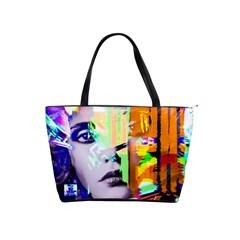 Soda Pop Girl Handbag By Soul City Graphic Design Front