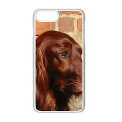 Irish Setter Apple iPhone 7 Plus White Seamless Case by TailWags