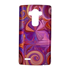 Candy Abstract Pink, Purple, Orange Lg G4 Hardshell Case